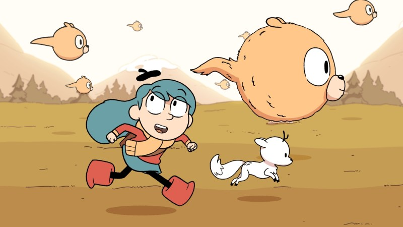 """Netflix Primer: Luke Pearson's """"Hilda"""" – a quick guide to the graphic novels"""