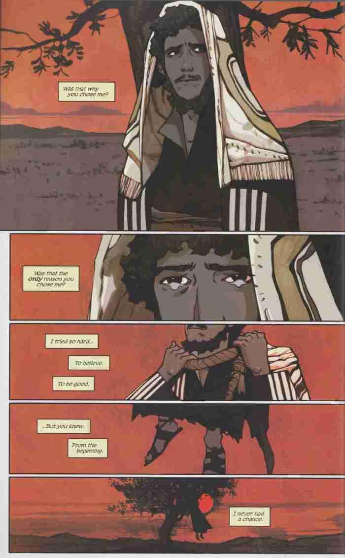 Judas by Jeff Loveness, Jakub Rebelka, Colin Bell