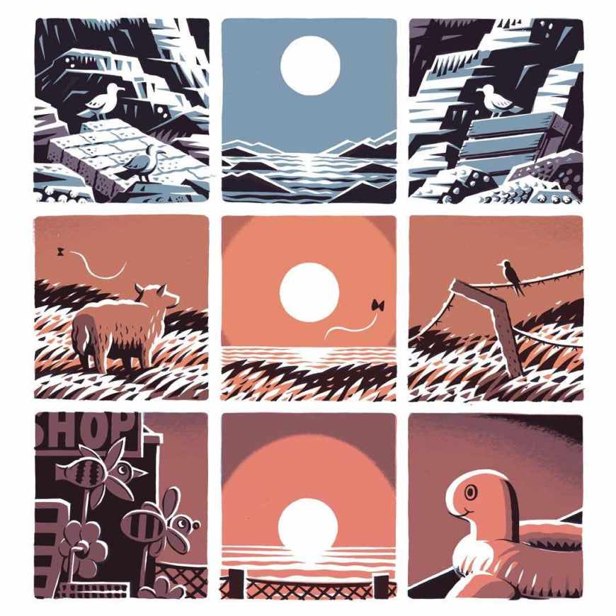 'Kingdom' by Jon McNaught