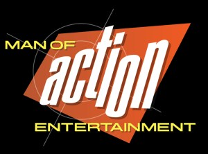 Man of Action Logo