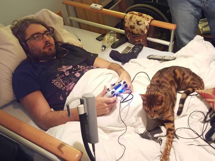 Special Effect - The Gamers' Charity - Tom