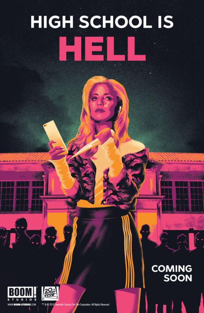 Buffy the Vampire Slayer - Boom! Studios