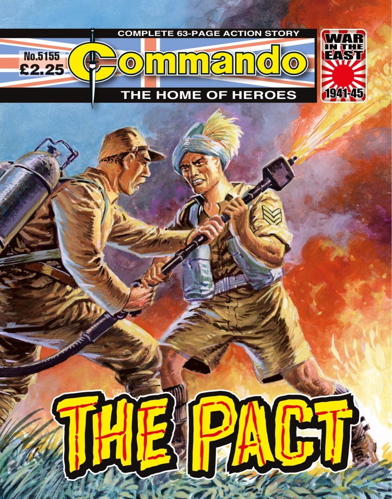 Commando 5155: Home of Heroes - The Pact