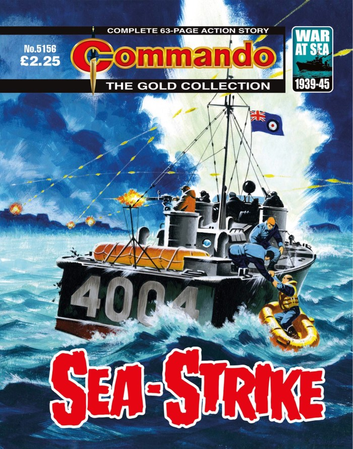 Commando 5156: Gold Collection - Sea-Strike