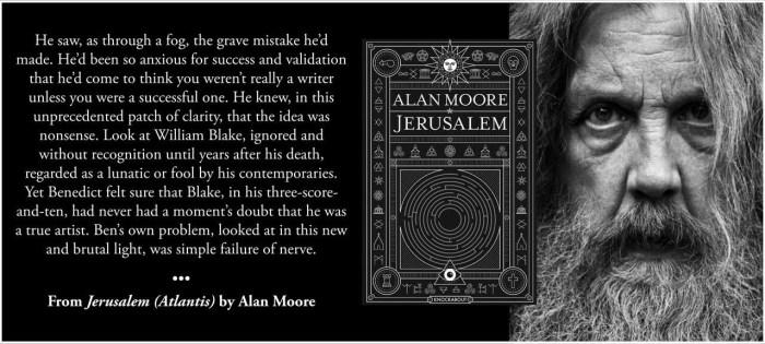 Alan Moore's Jerusalem