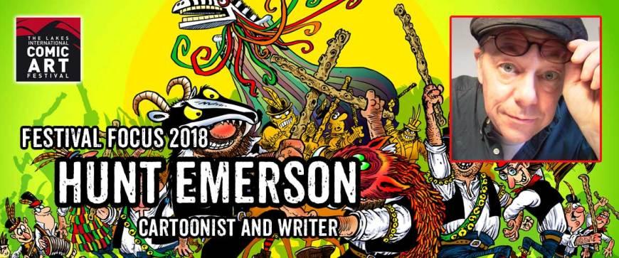Lakes Festival Focus 2018: Hunt Emerson