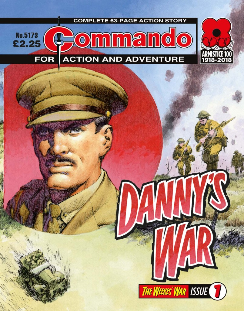 Commando 5173: Danny's War