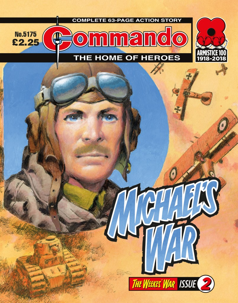 Commando 5175: Michael's War