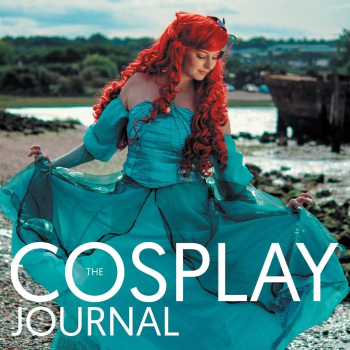 Cosplay Journal Volume Two - Cover