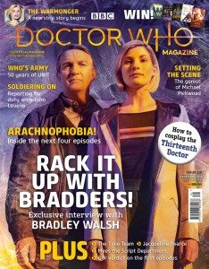 Doctor Who Magazine 531