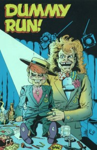 The Real Ghostbusters Annual - Dummy Run