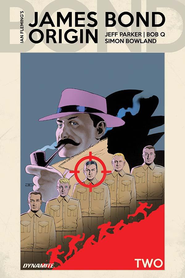 James Bond Origin #2 - Cover