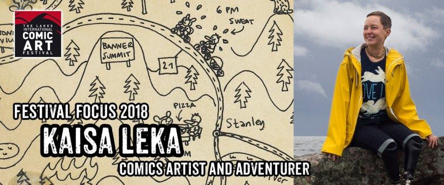 Lakes Festival Focus 2018: Kaisa Leka