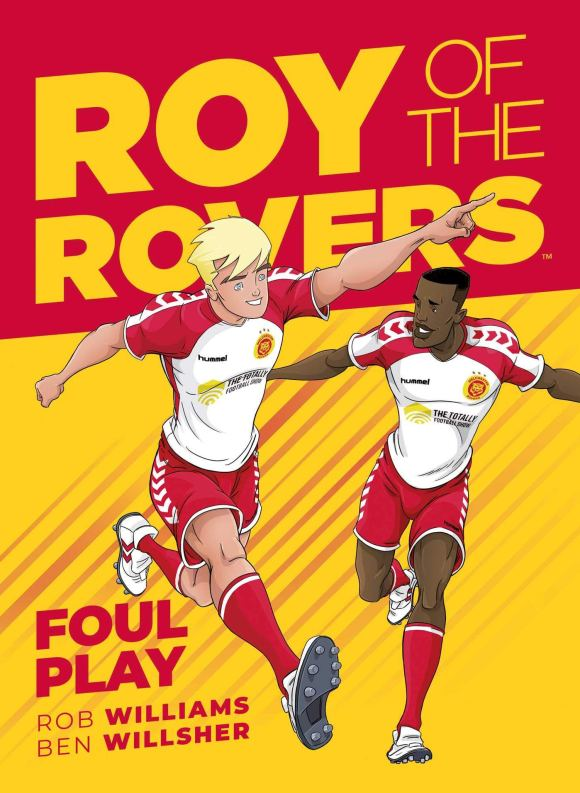 Roy of the Rovers - Foul Play