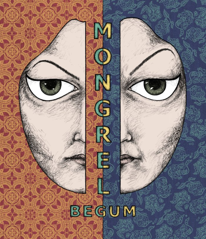 Mongrel by Sayra Begum - Cover