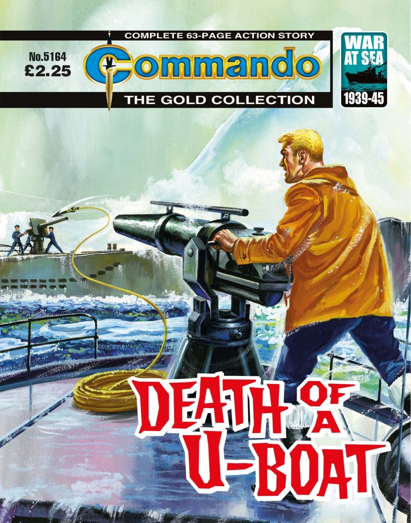 Commando 5164: Gold Collection: Death of a U-boat