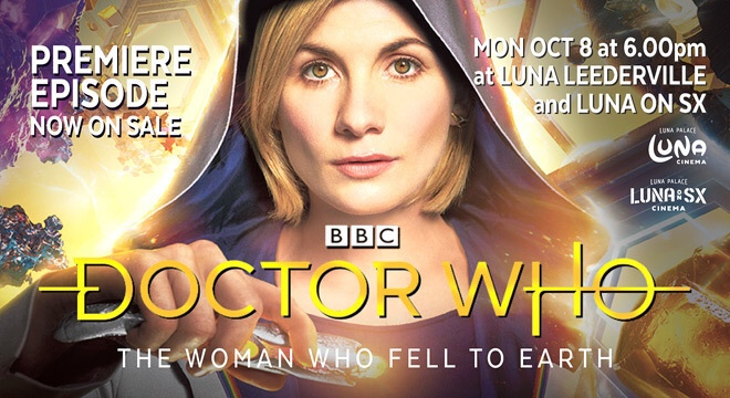 In Review: Doctor Who – The Woman Who Fell To Earth