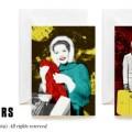 Art & Hue - The Avengers Christmas Cards