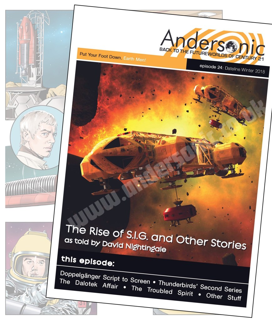 Andersonic Issue 24