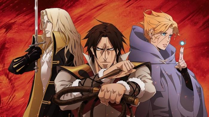 Castlevania - Season 2