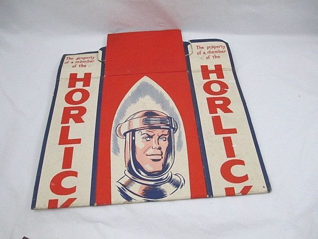 The Dan Dare Horlicks Spaceman's Club Periscope