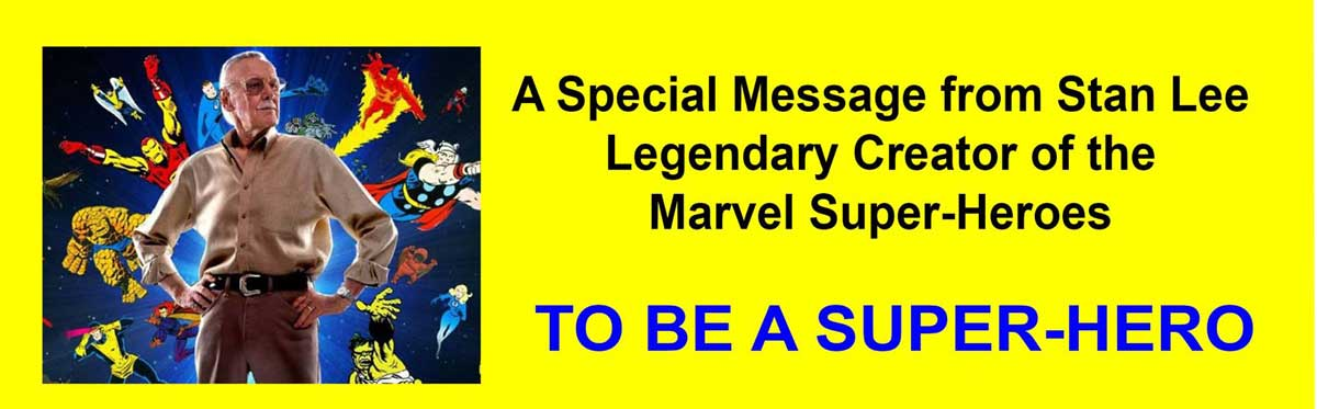 How to be a Super-Hero, by Stan Lee