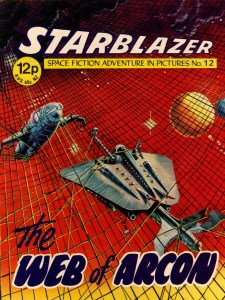 Starblazer Issue 12