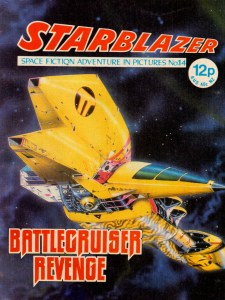 Starblazer Issue 14