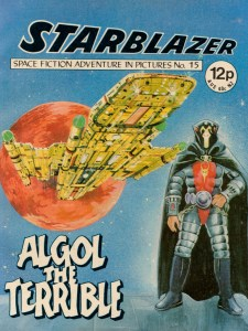 Starblazer Issue 15
