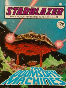 Starblazer Issue 20