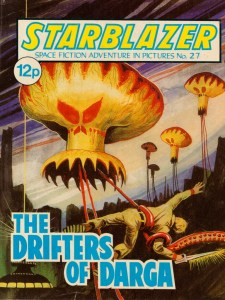 Starblazer Issue 27
