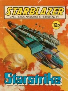 Starblazer Issue 31