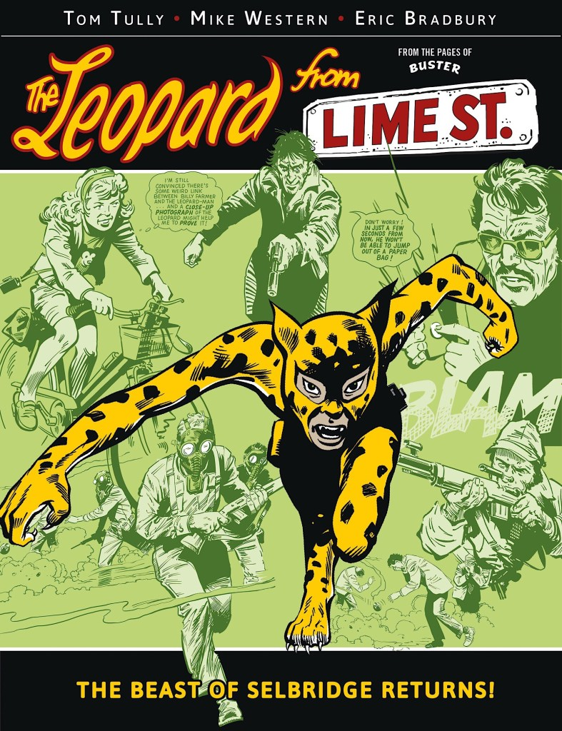 The Leopard From Lime Street Volume 2