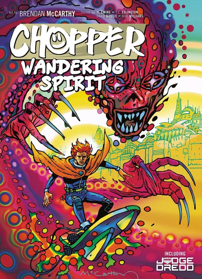 Chopper - Wandering Spirit