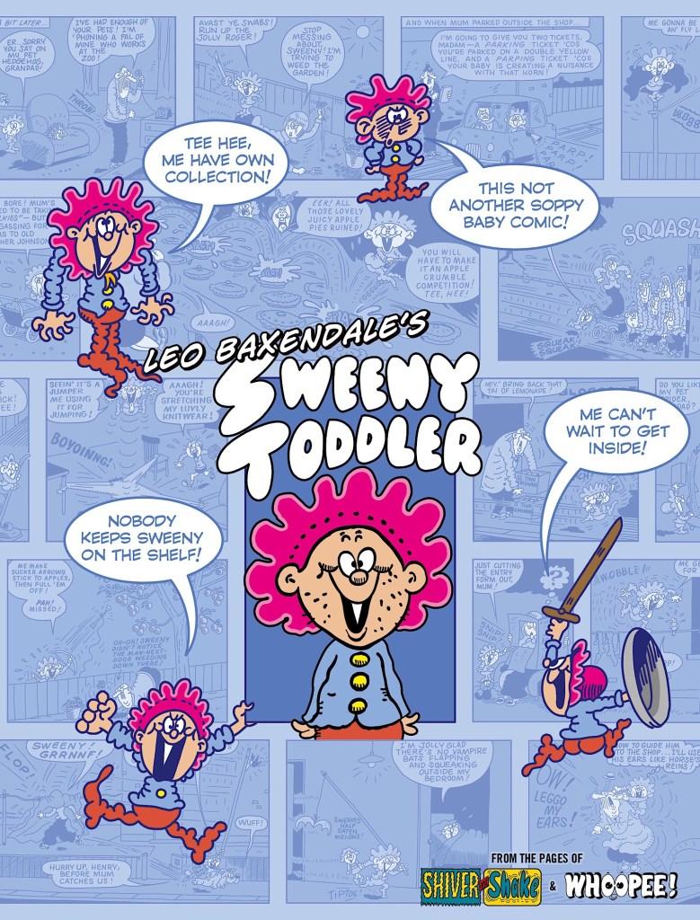 Leo Baxendale's Sweeney Toddler