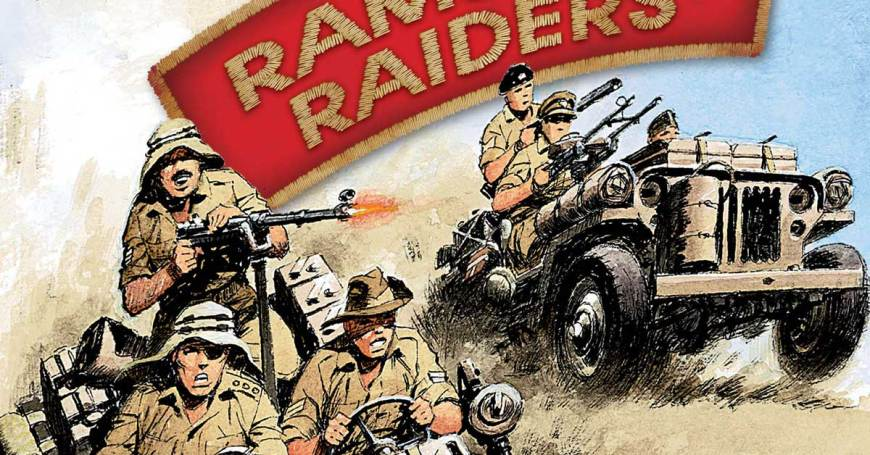 Ramsey's Raiders Classic Stories SNIP