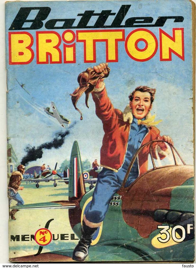 Battler Britton Issue 4 - France
