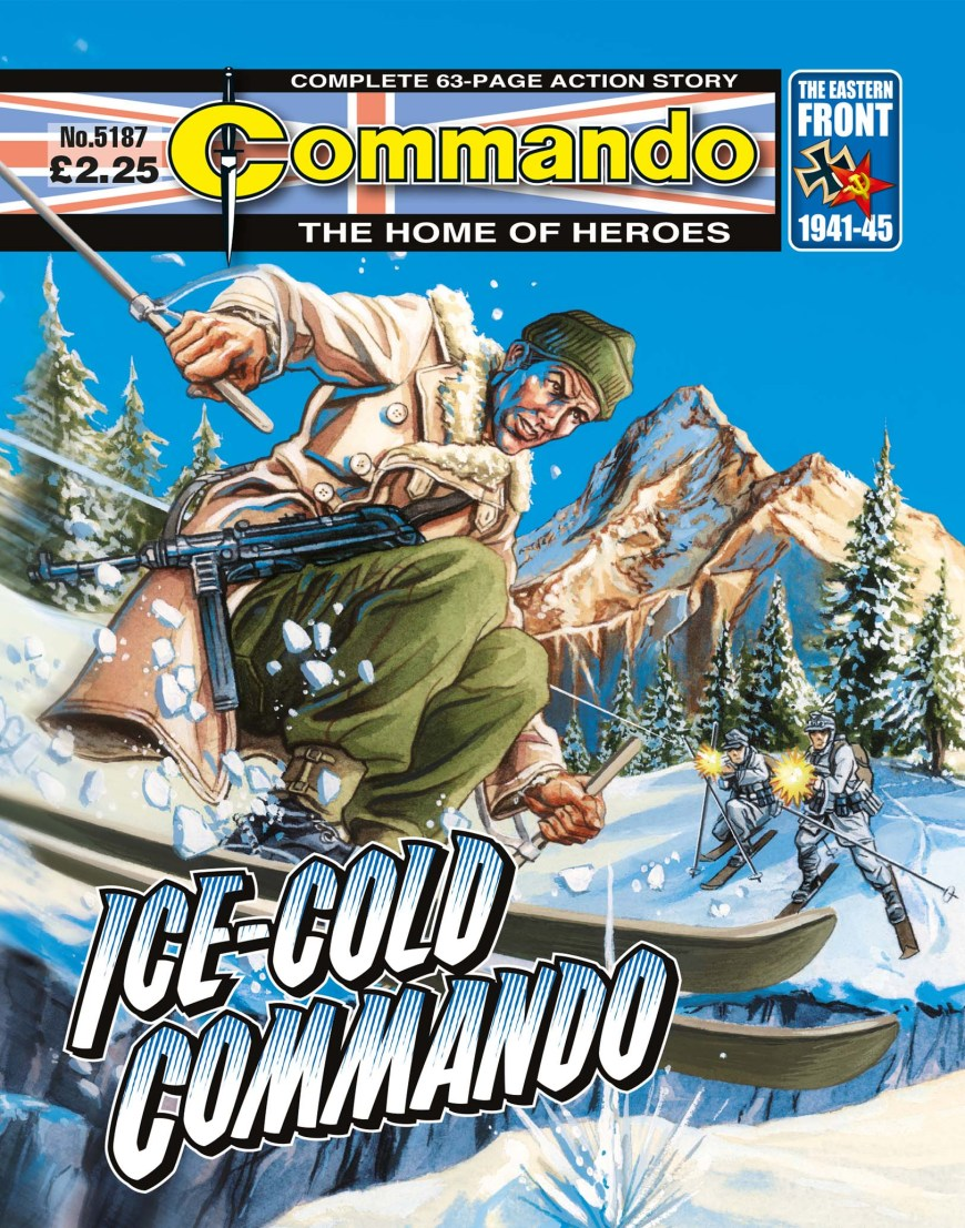 Commando 5187: Home of Heroes: Ice-Cold Commando