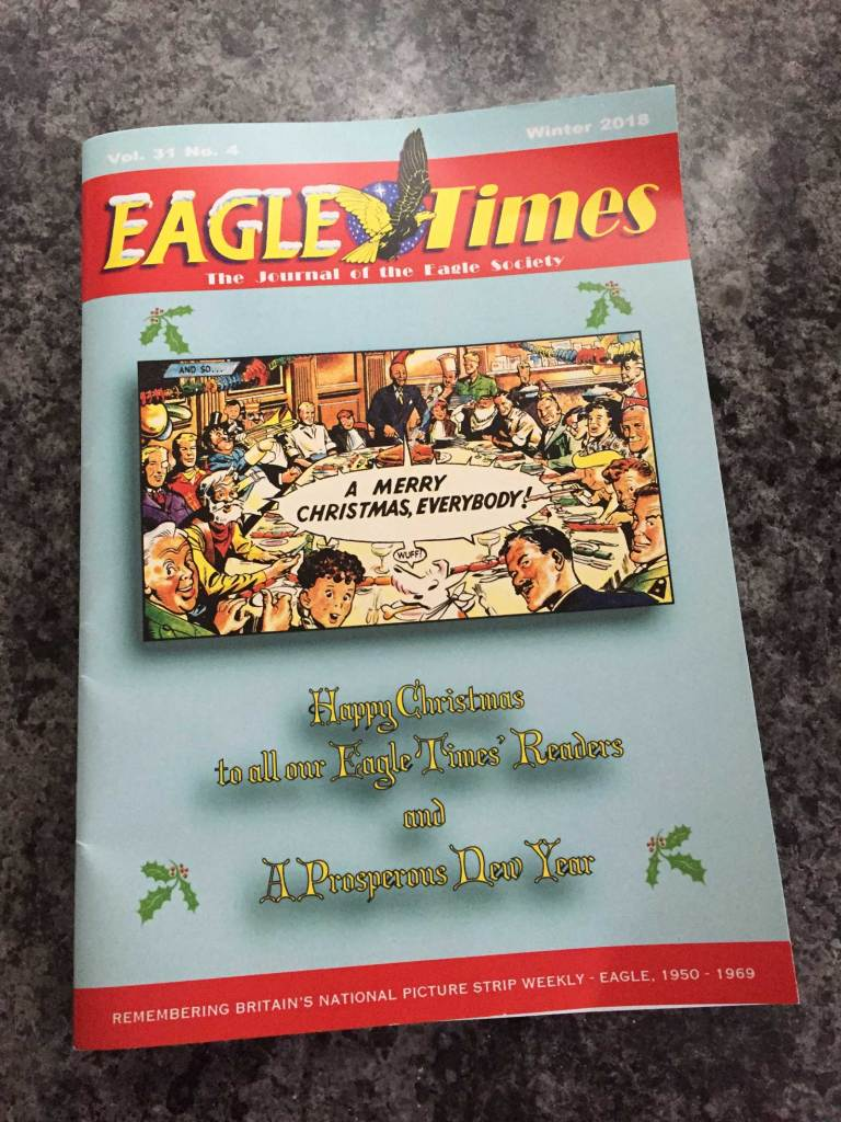 Eagle Times Volume 31 Number 4 - Cover