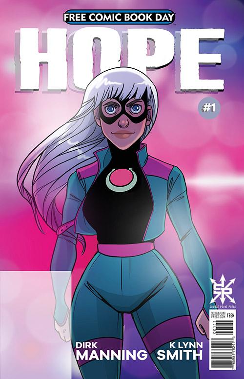 HOPE #1 — FREE COMIC BOOK DAY 2019