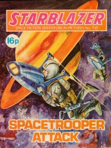 70: Spacetrooper Attack