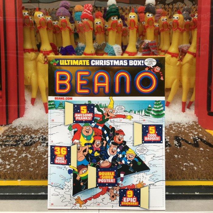 Beano - Ultimate Christmas Box 2018