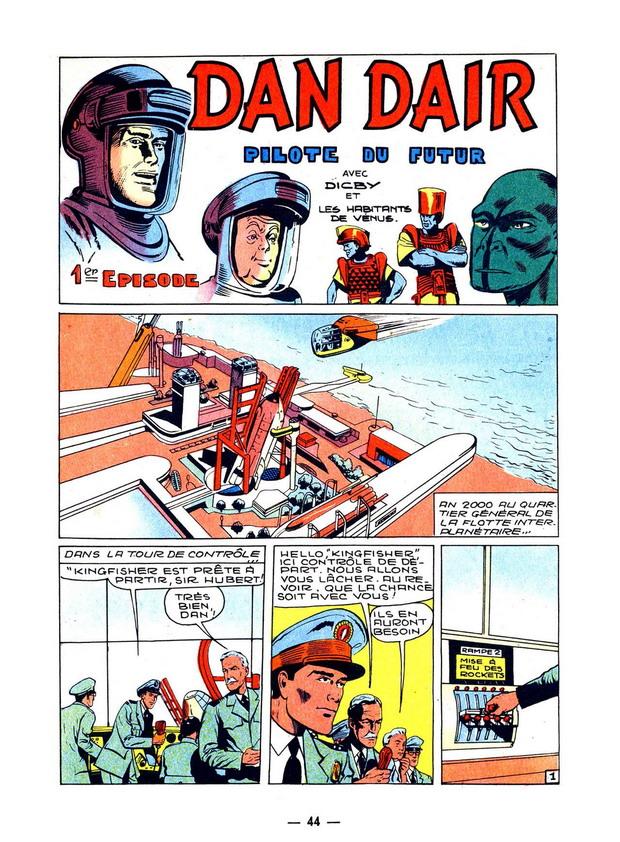 Dan Dair Issue 1 - Dan Dair Page 1