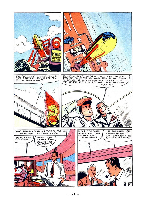 Dan Dair Issue 1 - Dan Dair Page 2