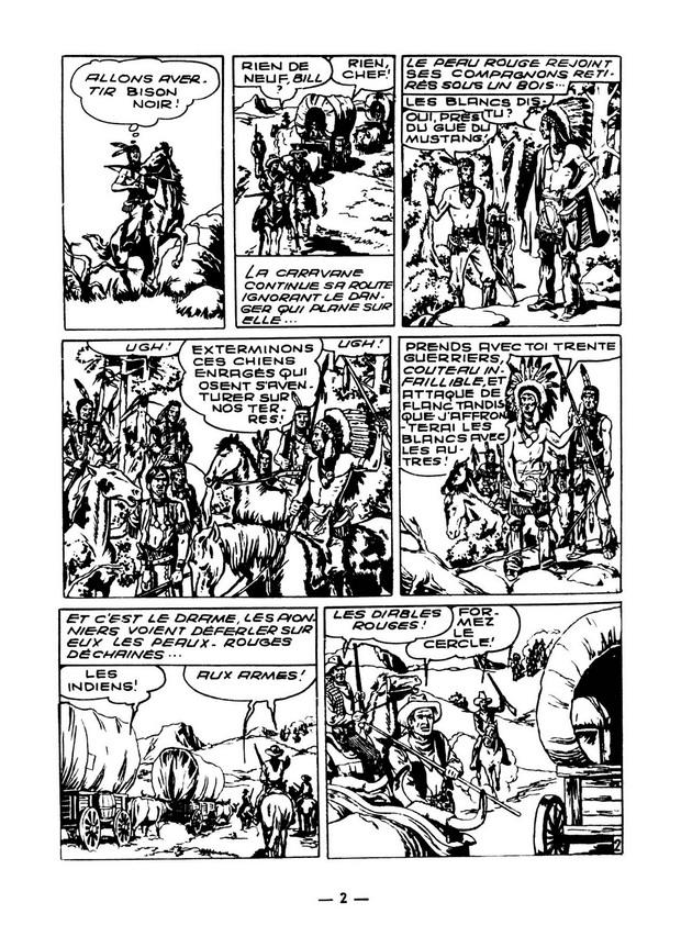 Dan Dair Issue 1 - Kinowa Page 2
