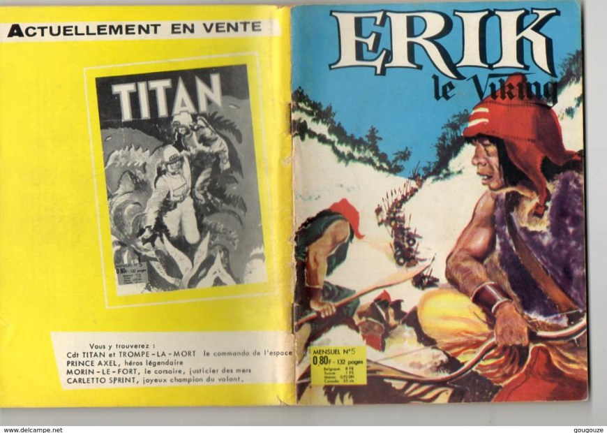 Eric le Viking Issue 5 - France