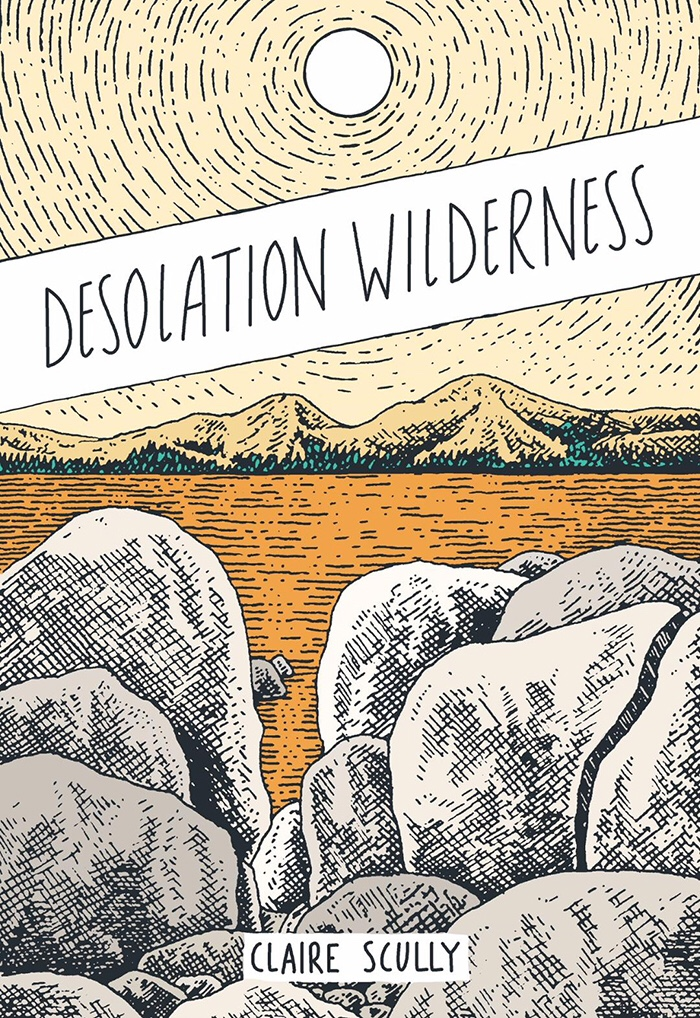 Desolation Wilderness by Claire Scully - Cover