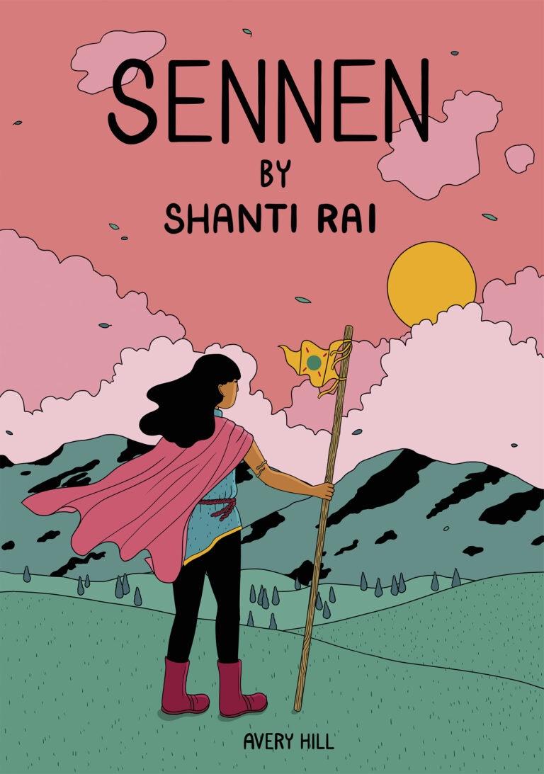 Sennen by Shanti Rai - Cover