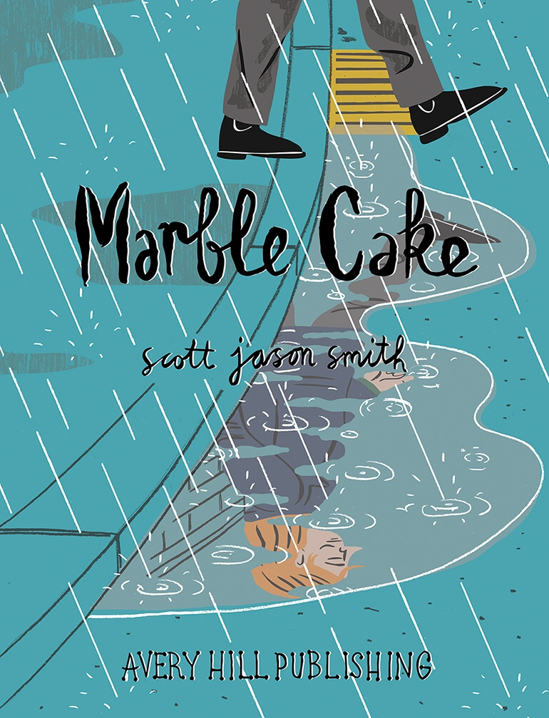 Marble Cake by Scott Jason Smith - Cover