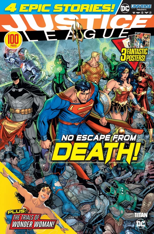 DC Universe Presents Volume 3 #12 - Titan